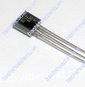 Triac BT131 1A- 600V